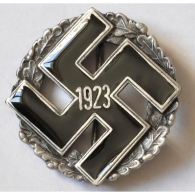 Badge Gau-Abzeichen für Mitglieder der NSDAP seit 1923