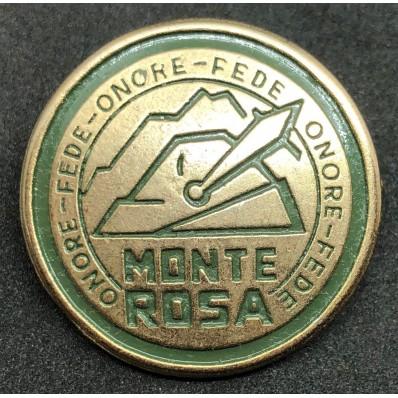 """""""Monterosa"""" Division Badge Type 1 (Tollino)"""