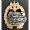 Distintivo Da Battaglia Per Carristi - 75 Assalti