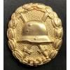 Wound Badge WW1 (Gold)