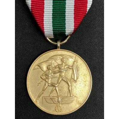 Medaglia di Memel - In Ricordo del 22 Marzo 1939