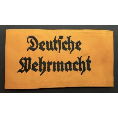 -Fascia Da Braccio - Deutsche Wehrmacht