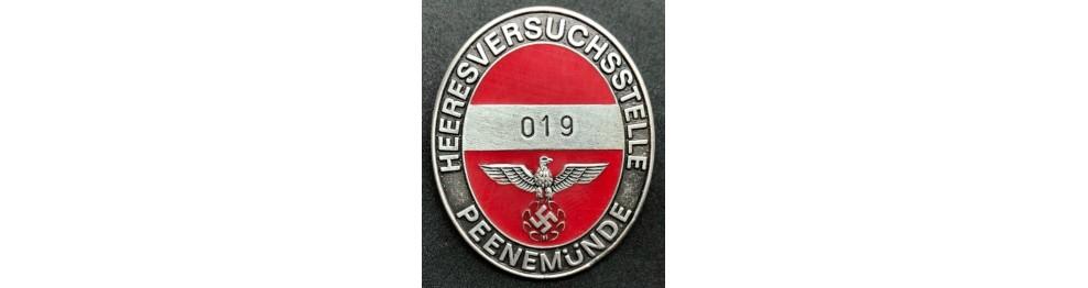Civil Badges