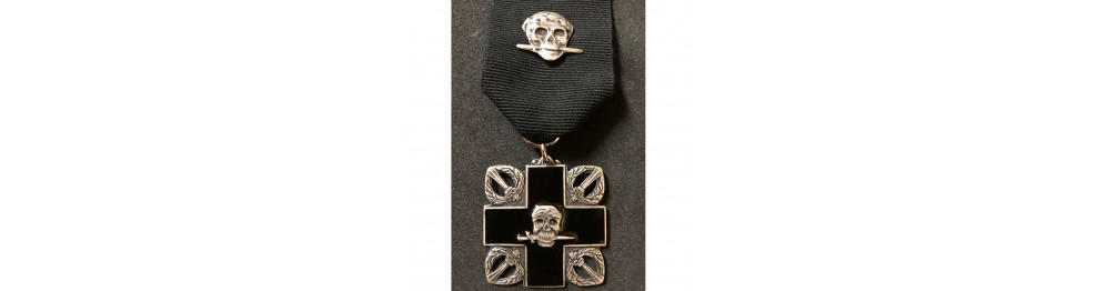 Medals, Orders and Decorations